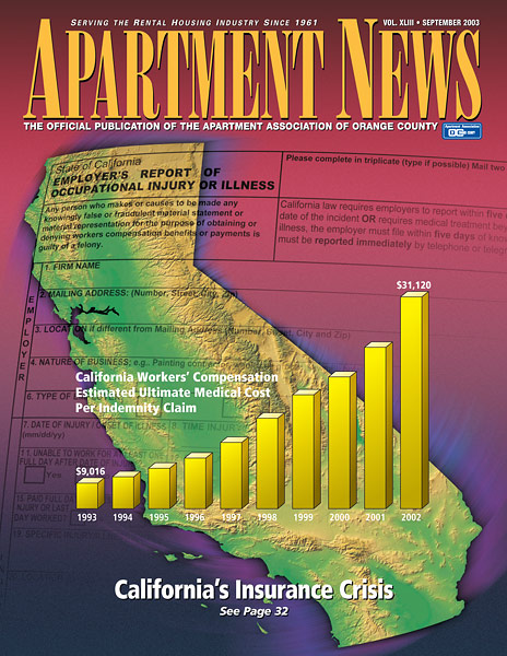 Apartment News Magazine Covers